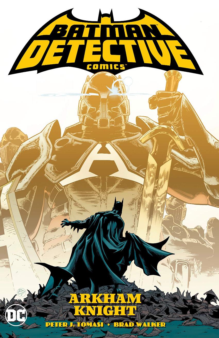 Couverture de Detective Comics (1937), Période Rebirth (2016) -INT11- Vol. 2: Arkham Knight