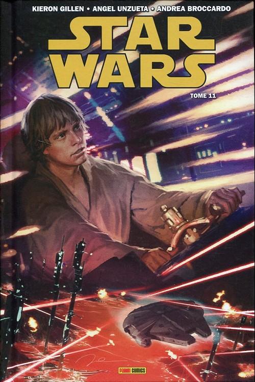 Couverture de Star Wars (Panini Comics - 100% Star Wars) -11- Le Châtiment de Shu-Torun