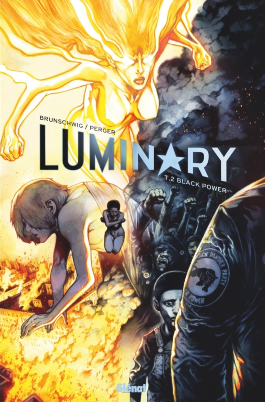 Couverture de Luminary -2- Black Power