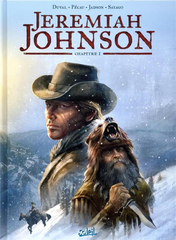 Couverture de Jeremiah Johnson -1- Chapitre I