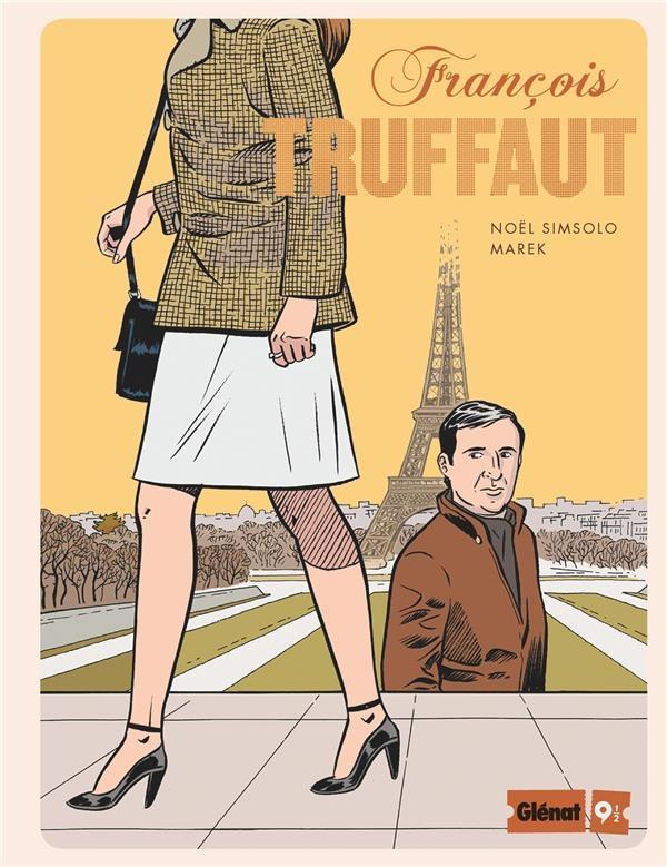 Couverture de François Truffaut