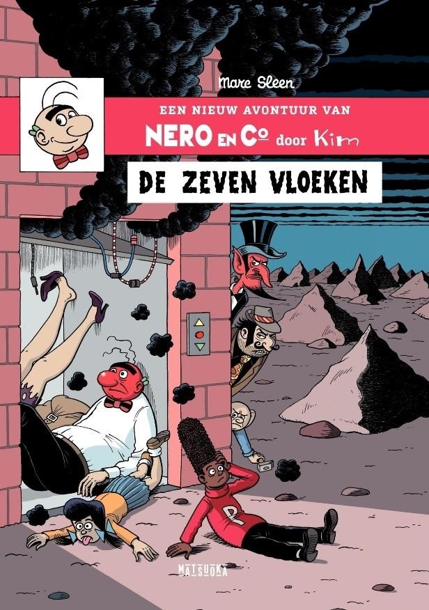 Couverture de Nero (De Avonturen van) -HS01- De zeven vloeken