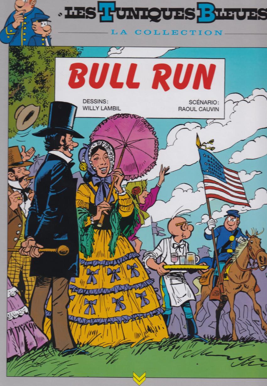 Couverture de Les tuniques Bleues - La Collection (Hachette, 2e série) -2127- Bull Run