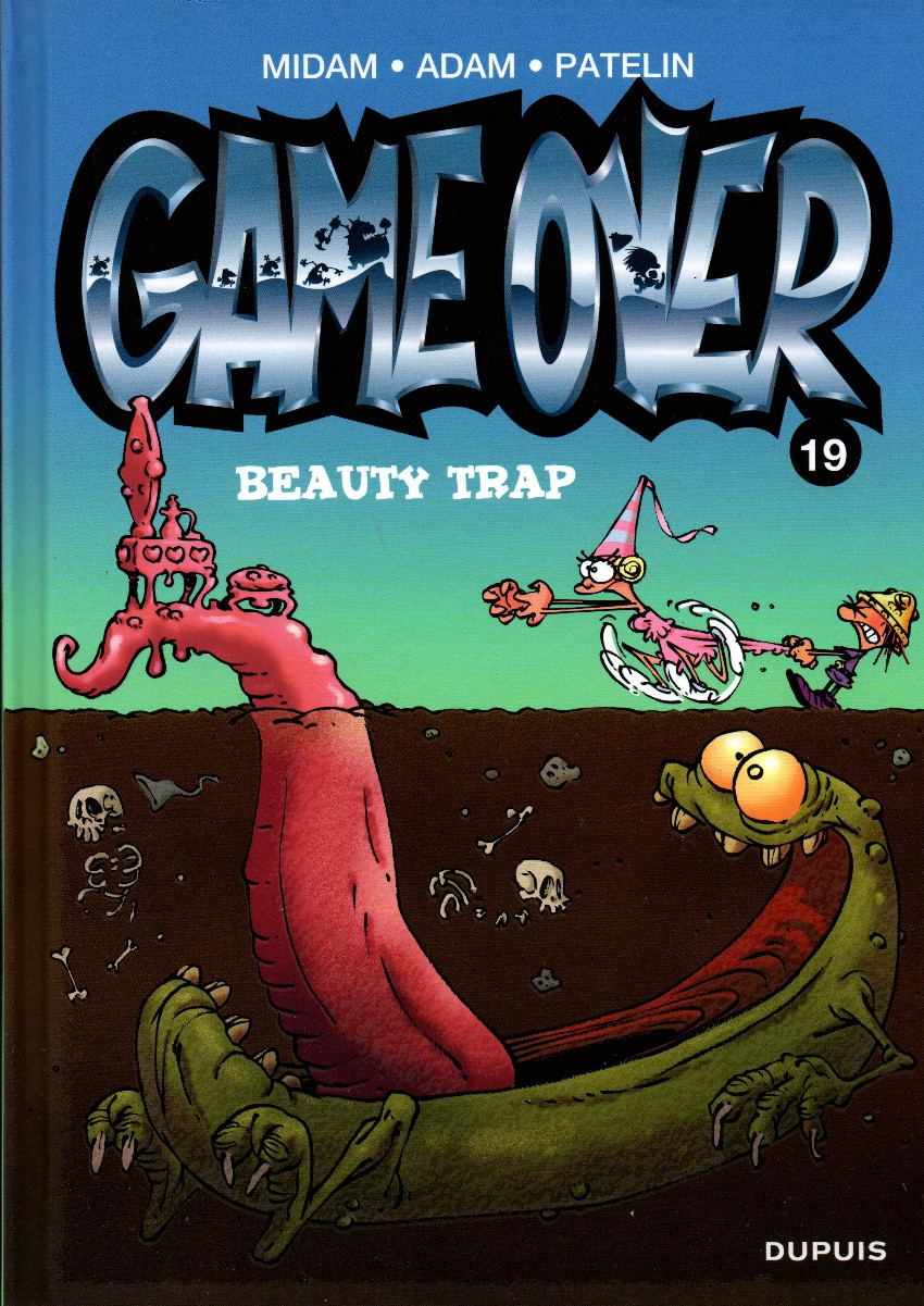 Couverture de Game Over -19- Beauty Trap