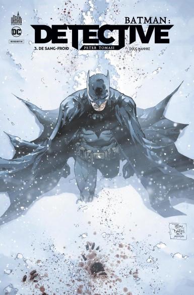 Couverture de Batman : Detective -3- De sang-froid