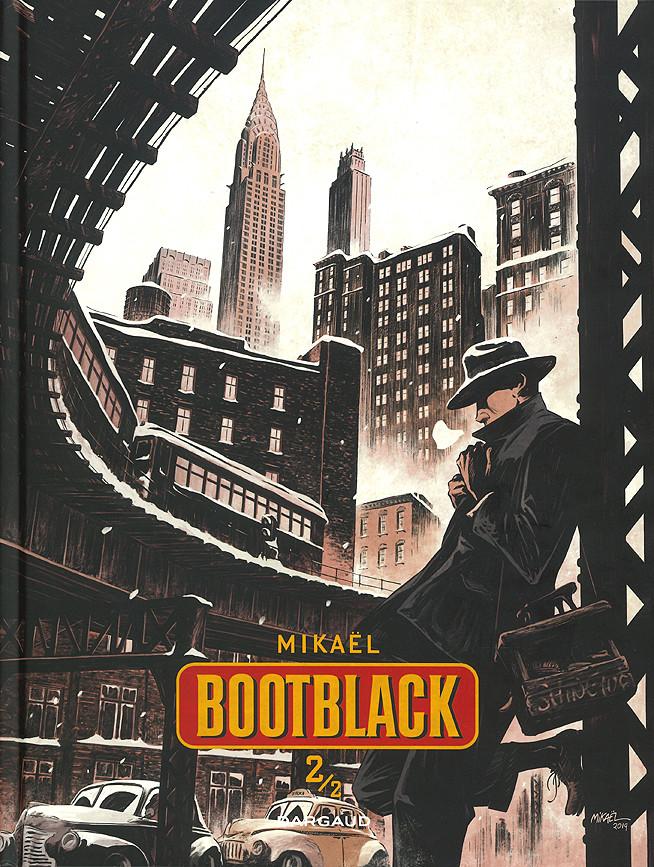 Couverture de Bootblack -2- Tome 2