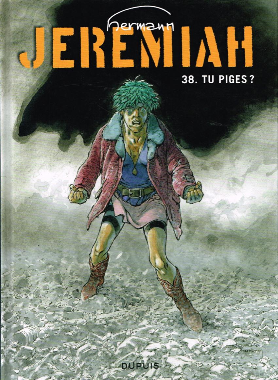 Couverture de Jeremiah -38- Tu piges ?