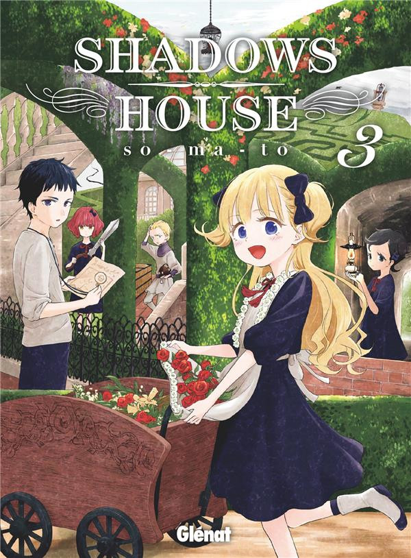 Couverture de Shadows house -3- Tome 3