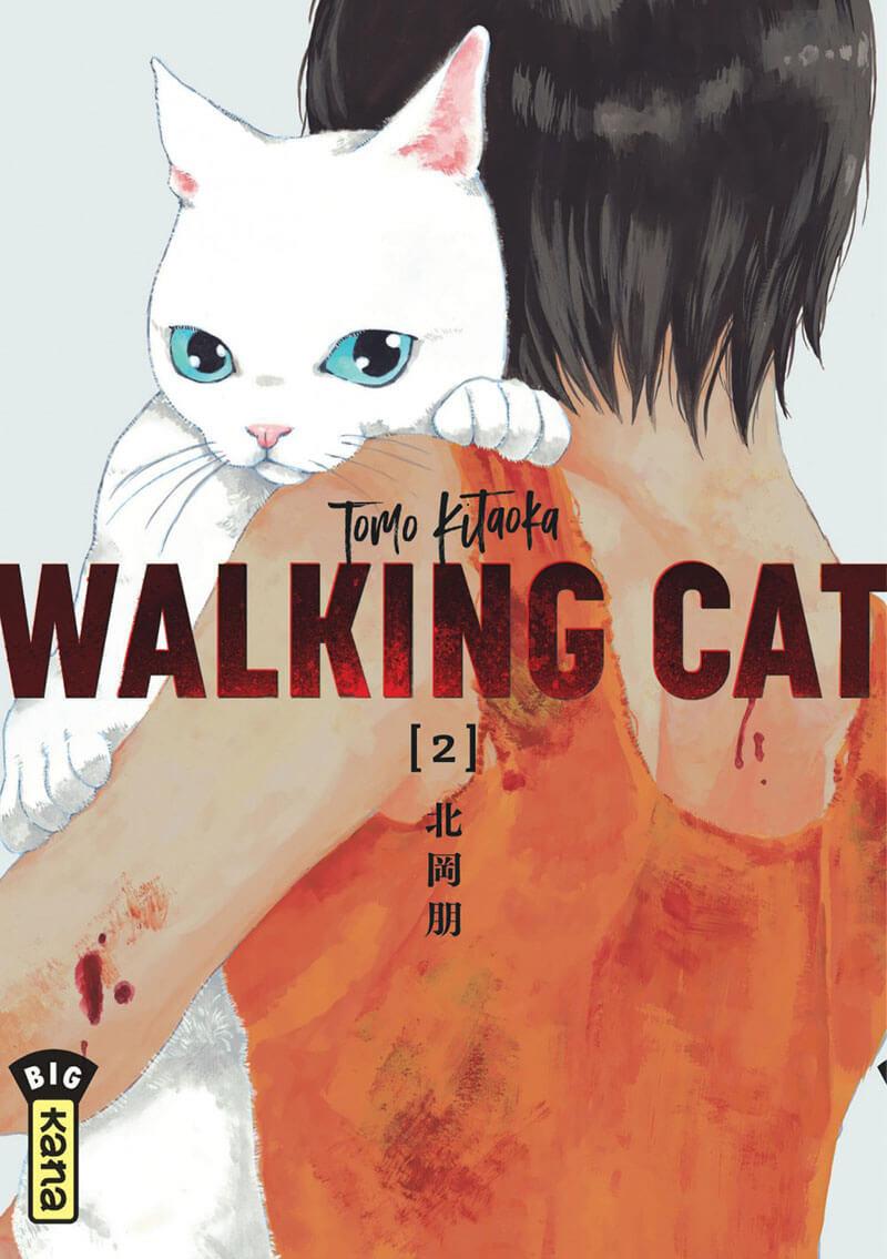 Couverture de Walking Cat -2- Tome 2