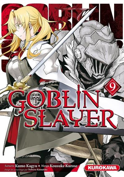 Couverture de Goblin Slayer -9- Tome 9