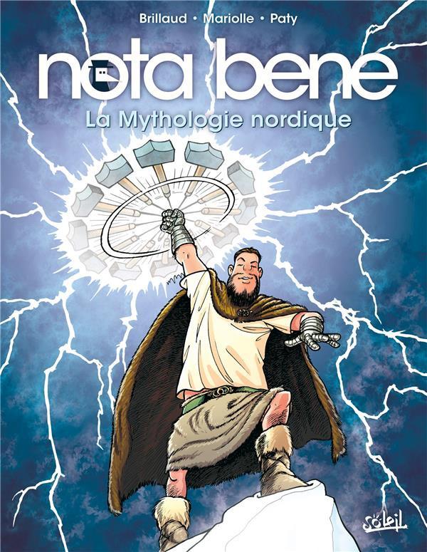 Couverture de Nota Bene -3- La mythologie nordique