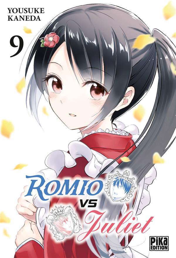Couverture de Romio VS Juliet -9- Tome 9