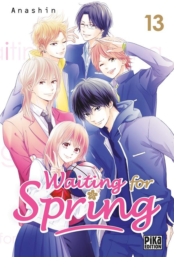 Couverture de Waiting for spring -13- Tome 13