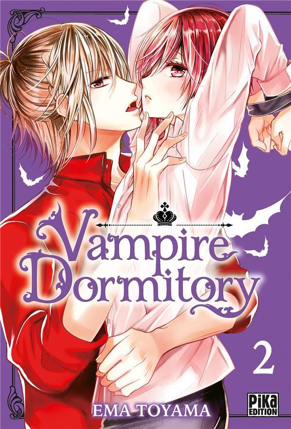 Couverture de Vampire Dormitory -2- Tome 2