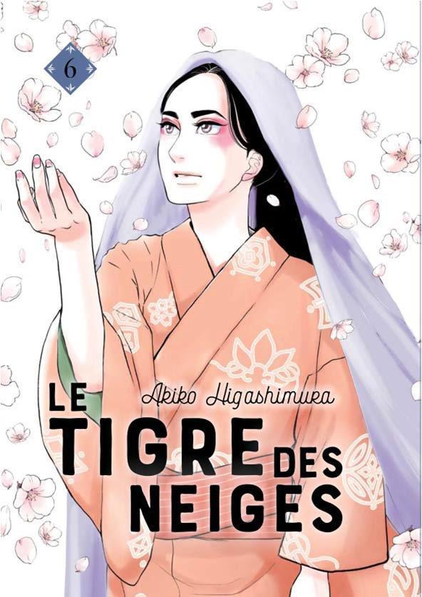 Couverture de Le tigre des neiges -6- Tome 6
