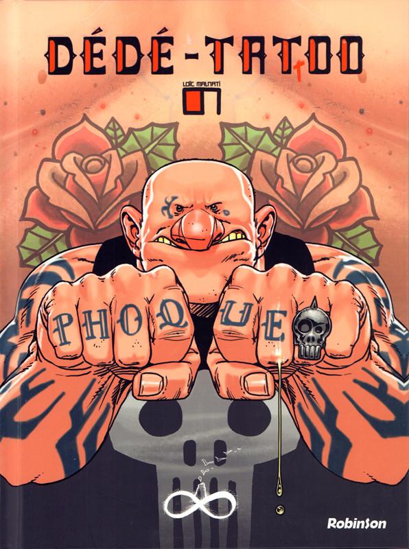 Couverture de Dédé-Tattoo