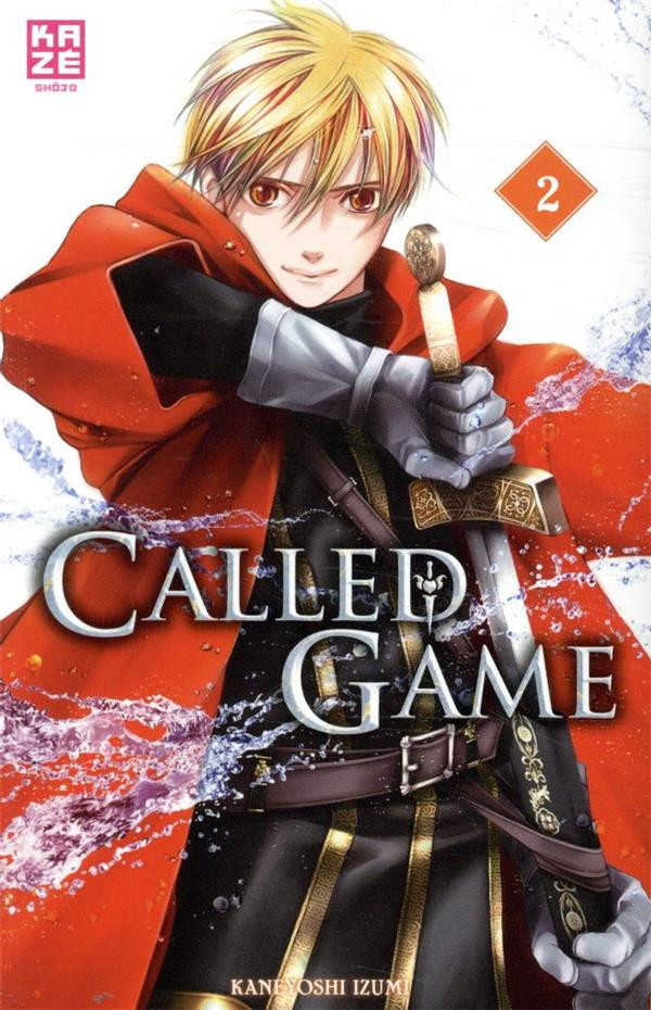 Couverture de Called game -2- Tome 2