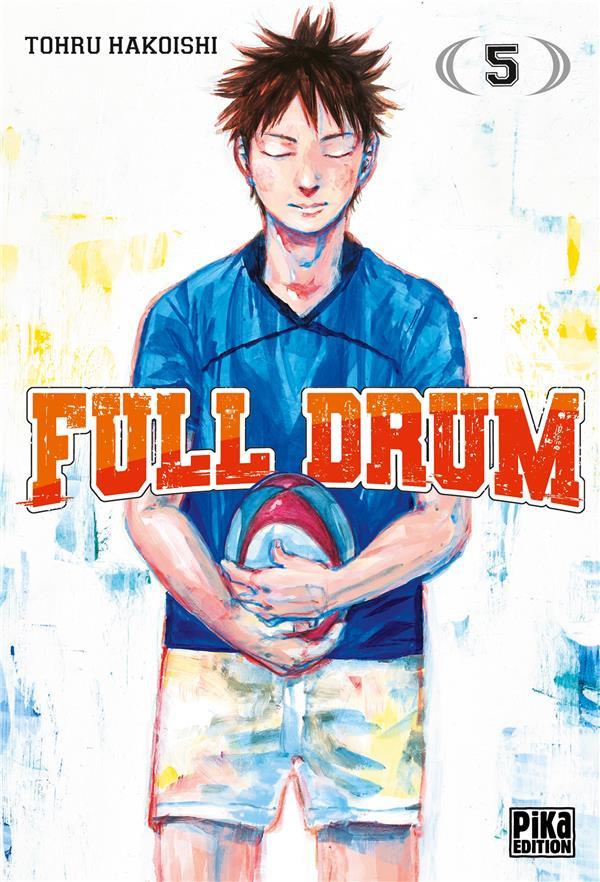 Couverture de Full Drum -5- Tome 5