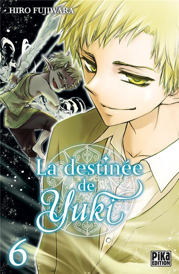 Couverture de La destinée de Yuki -6- Tome 6