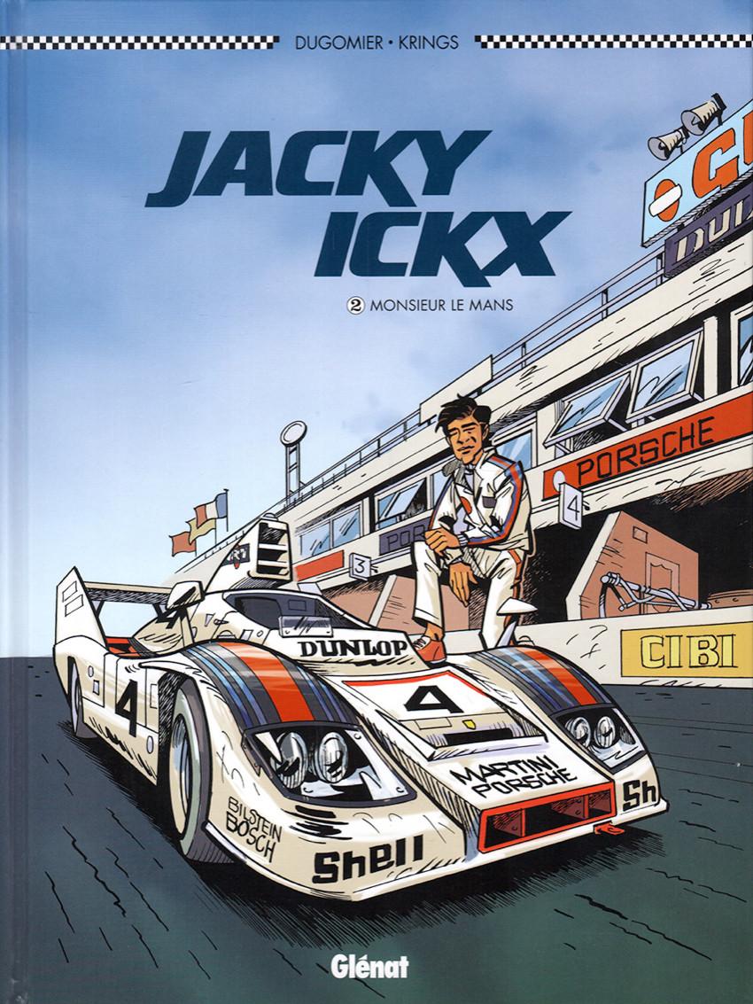 Couverture de Jacky Ickx -2- Tome 2