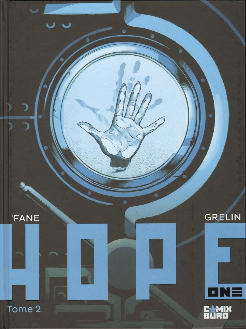 Couverture de Hope One -2- Tome 2