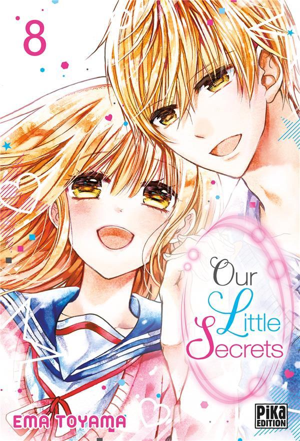 Couverture de Our Little Secrets -8- Tome 8