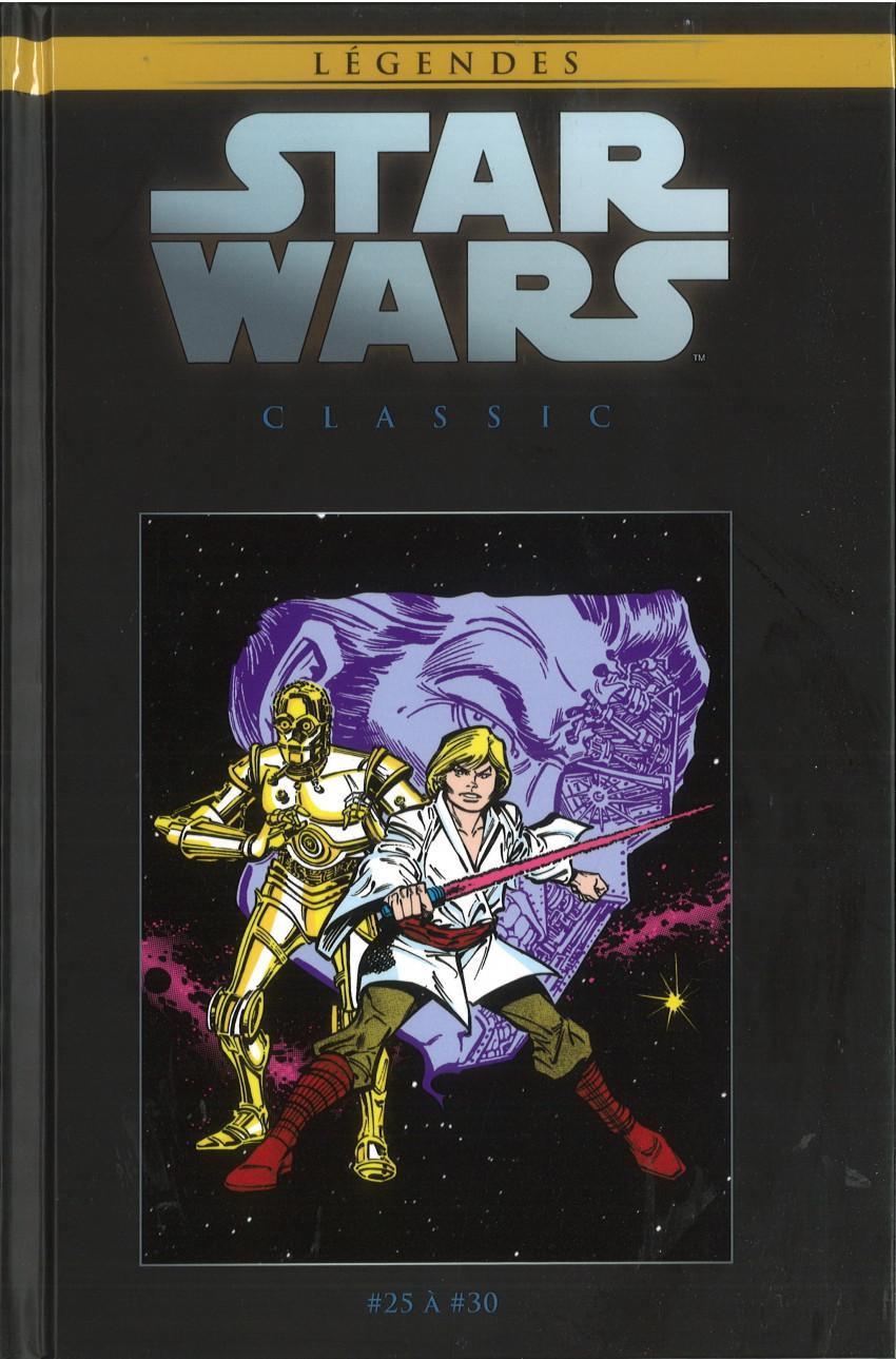 Couverture de Star Wars - Légendes - La Collection (Hachette) -120120- Star Wars Classic - #25 à #30