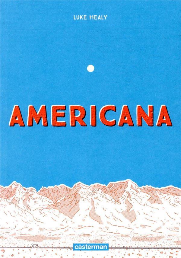 Couverture de Americana