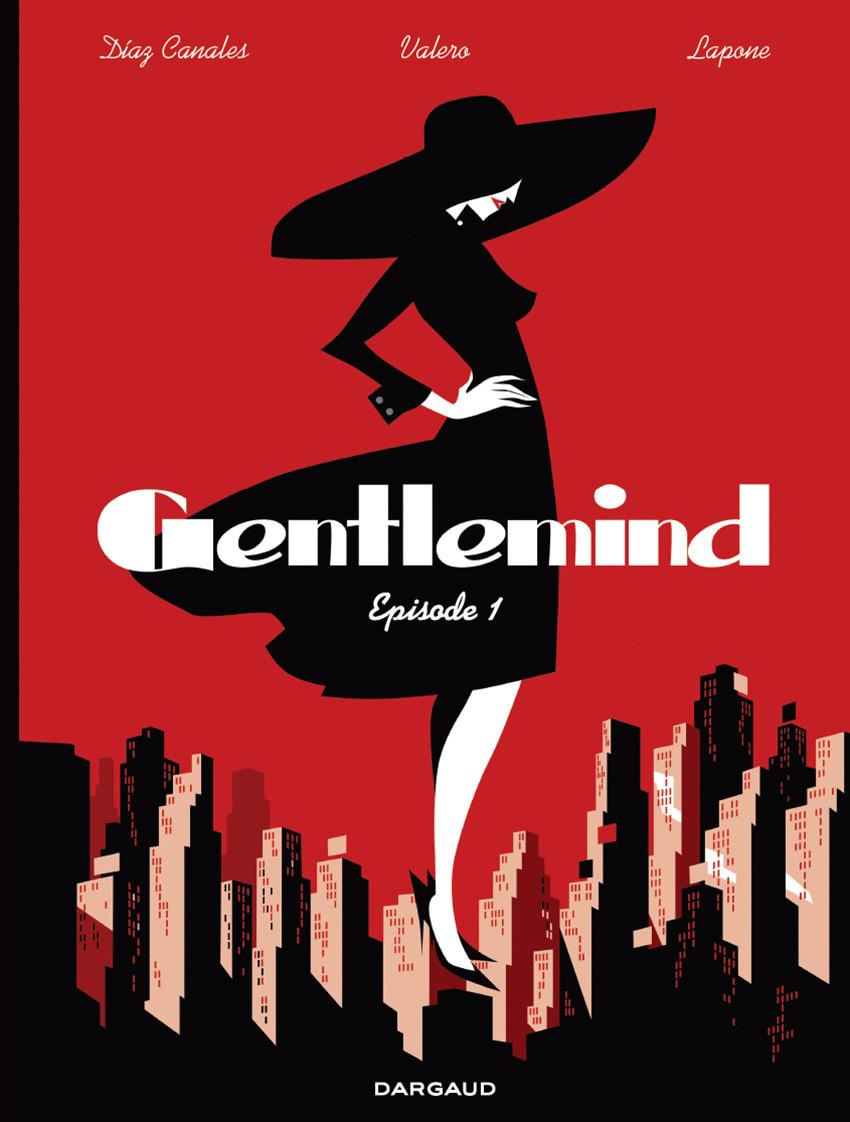 Couverture de Gentlemind -1- Gentlemind - Episode 1