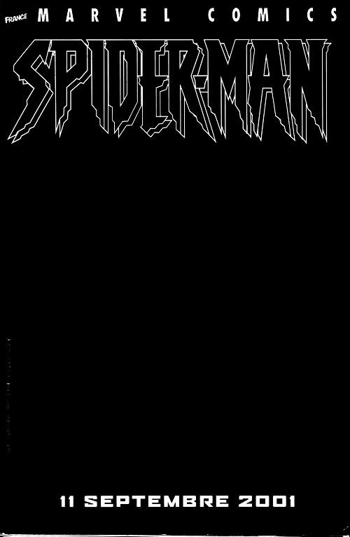 Couverture de Spider-Man (Marvel France 2e série - 2000) -32- 11 septembre 2001