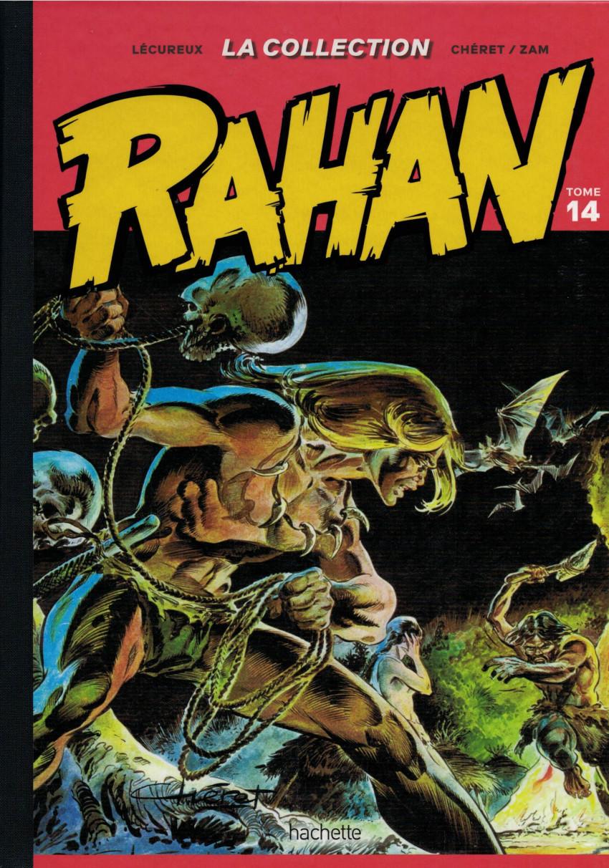 Couverture de Rahan - La Collection (Hachette) -14- TOME 14