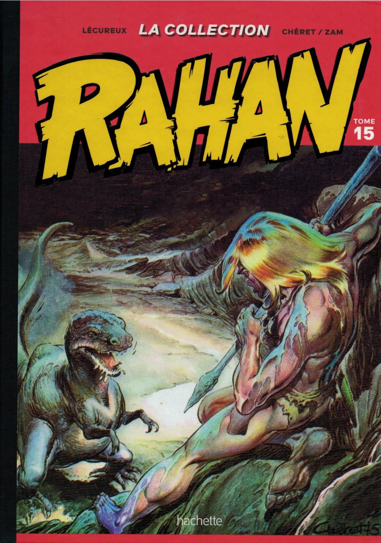 Couverture de Rahan - La Collection (Hachette) -15- TOME 15