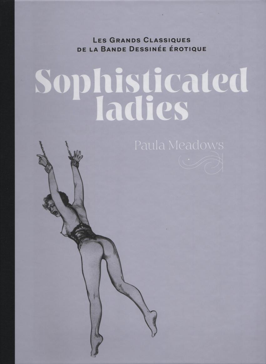 Couverture de Les grands Classiques de la Bande Dessinée érotique - La Collection -111116- Sophisticated Ladies
