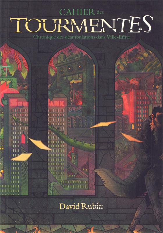Couverture de Cahier de Tourmentes - Cahier des Tourmentes
