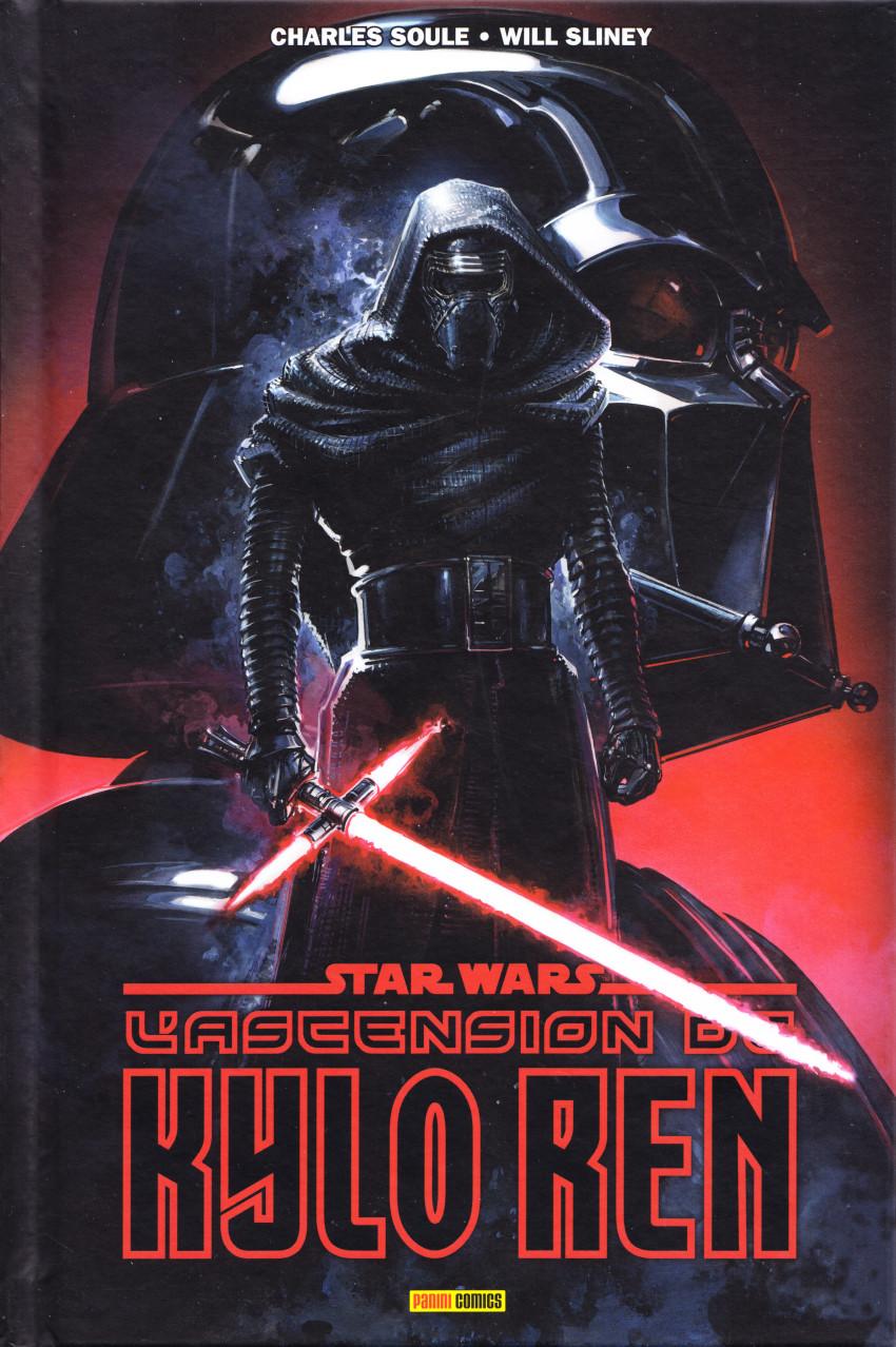 Couverture de Star Wars - L'Ascension de Kylo Ren - L'Ascension de Kylo Ren