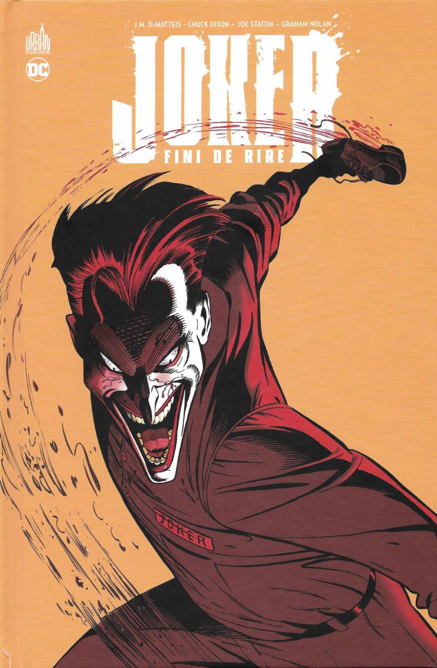 Couverture de Joker - Fini de rire