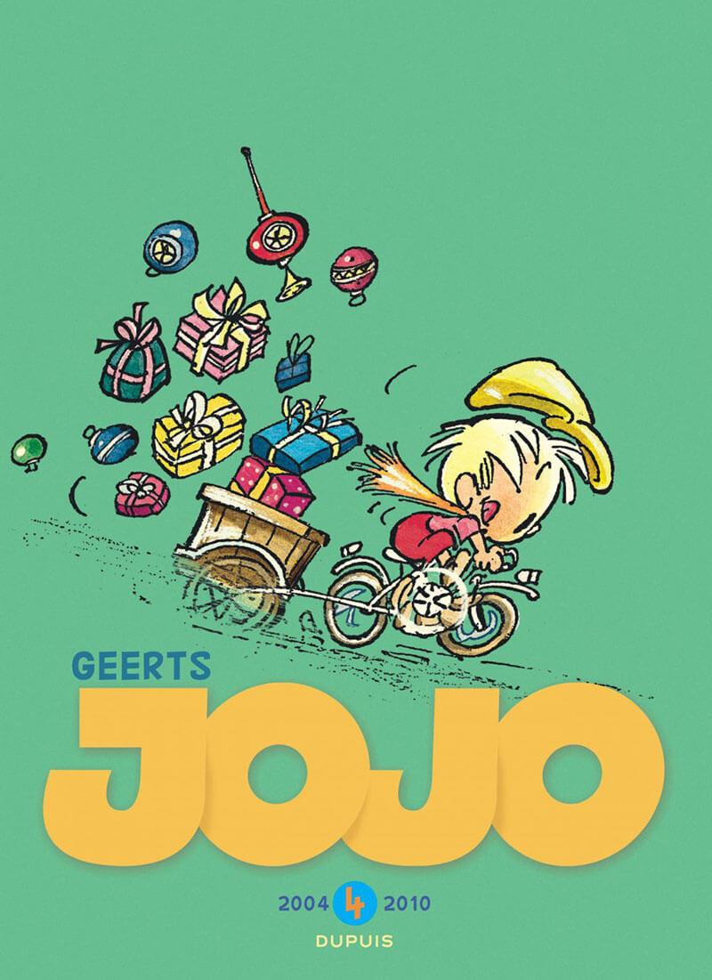 Couverture de Jojo (Geerts) -INT4- 2004 - 2010