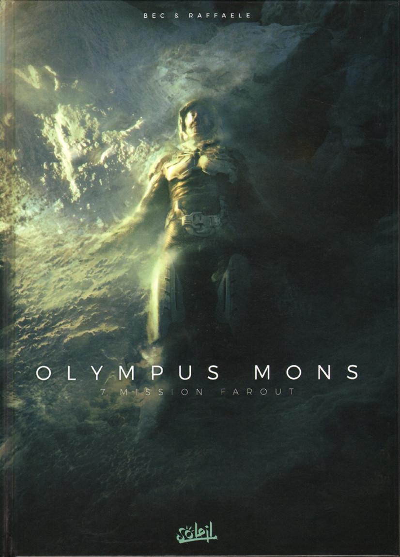 Couverture de Olympus Mons -7- Mission Farout
