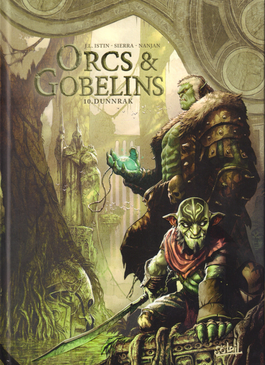 Couverture de Orcs & Gobelins -10- Dunnrak