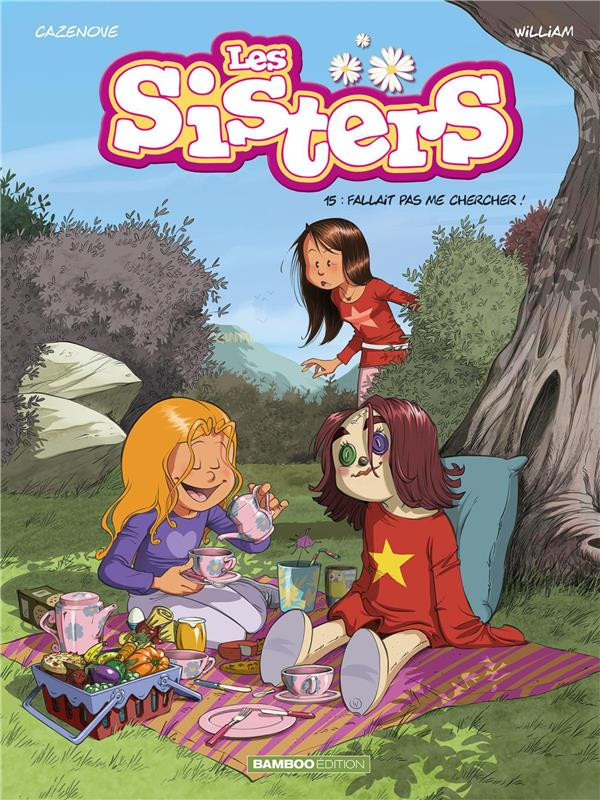 Couverture de Les sisters -15- Fallait pas me chercher !