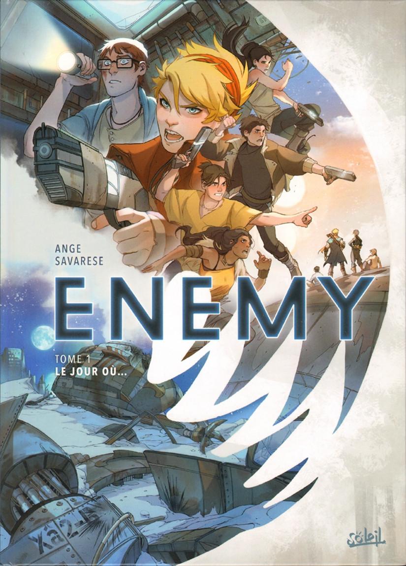 Couverture de Enemy -1- Le jour où...