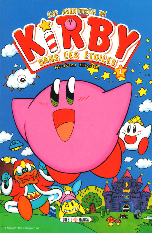 Couverture de Kirby -1- Tome 1