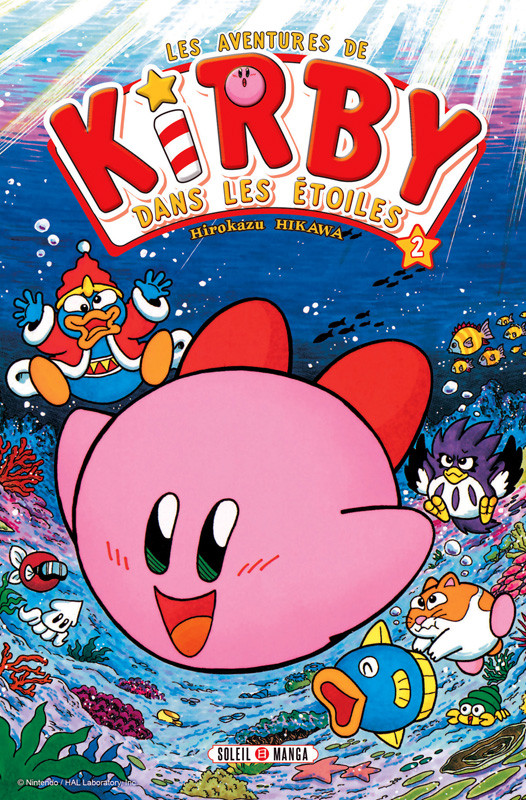 Couverture de Kirby -2- Tome 2