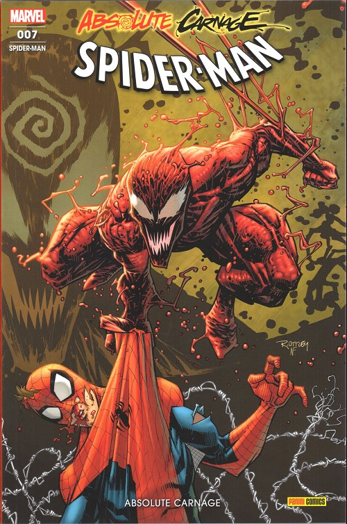 Couverture de Spider-Man (Marvel France 8e série - 2020)  -7- Absolute carnage