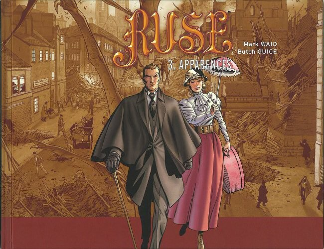 Ruse Tome 3 : Apparences Final