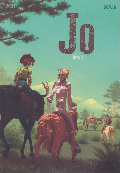 Couverture de Jo (JackPot) -5- Tome 5