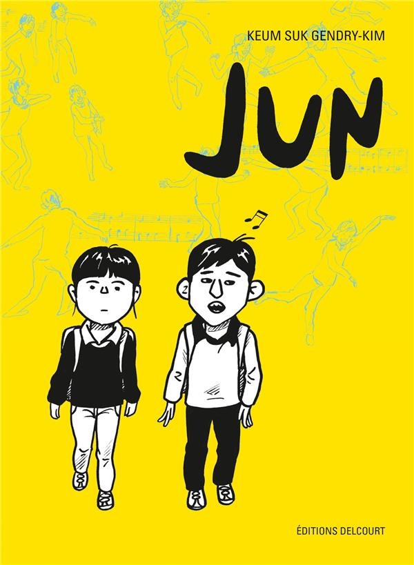 Couverture de Jun