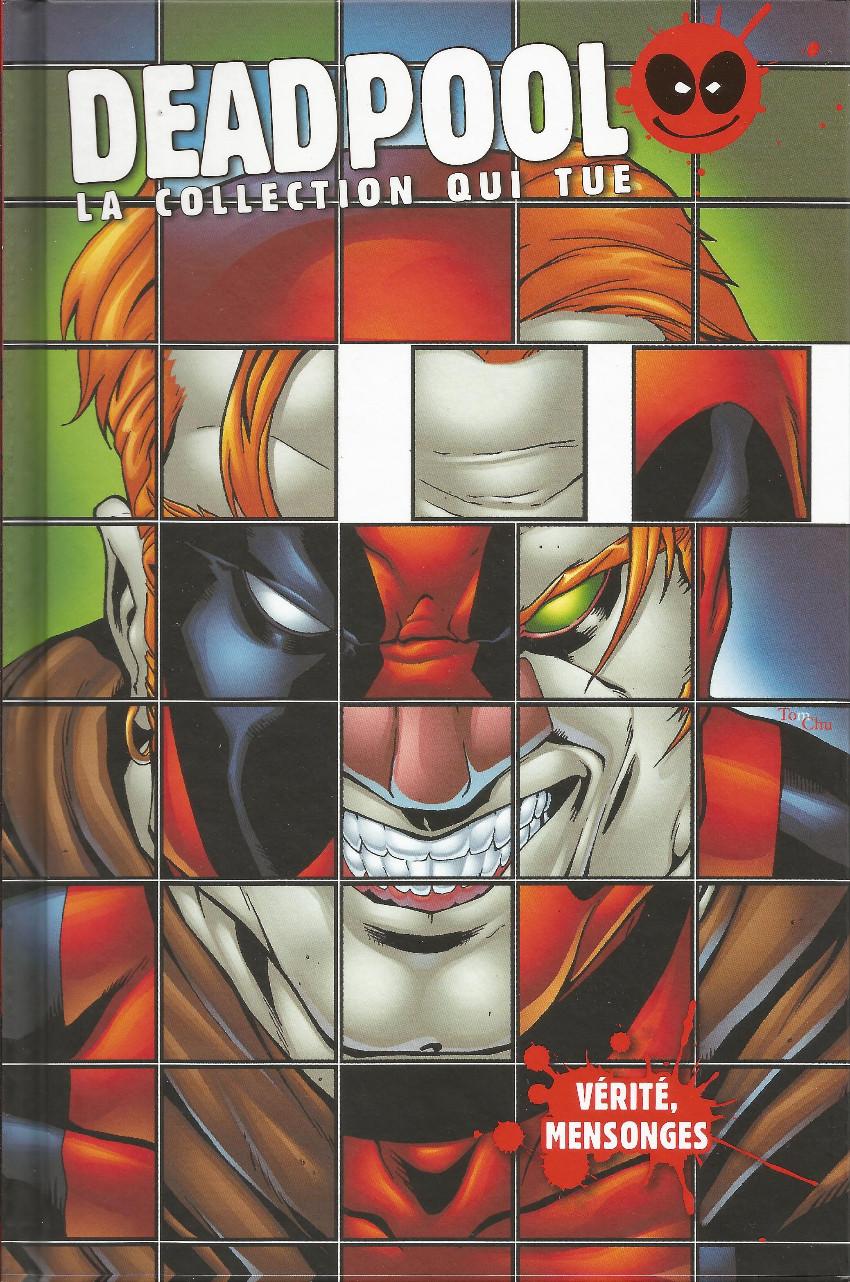 Couverture de Deadpool - La collection qui tue (Hachette) -3410- Vérité, Mensonges