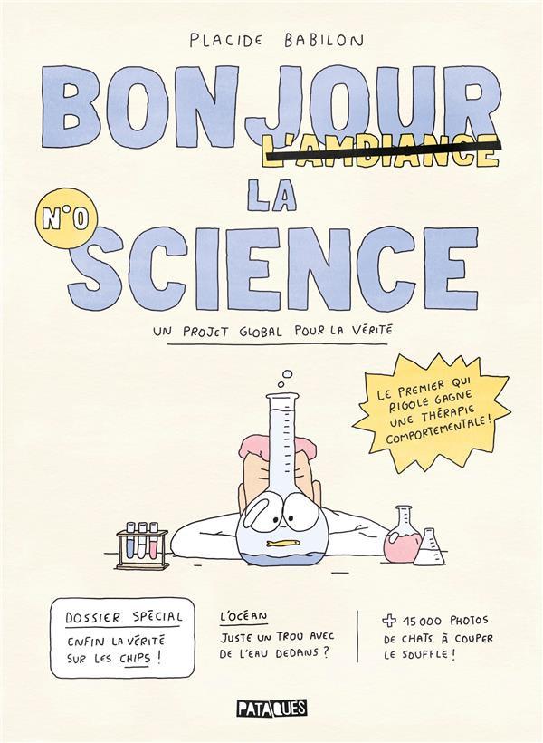 Couverture de Bonjour la science