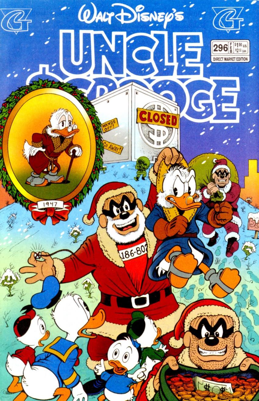 Couverture de Uncle $crooge (5) (Gladstone - 1993) -296- Issue # 296